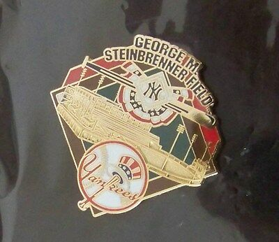 NY New York Yankees George M. Steinbrenner Field pin Spring Training Tampa, FL