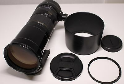 Sigma 170-500 mm F/5-6.3 APO Lens for Canon EOS EF from Japan