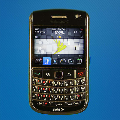 Good - BlackBerry Bold 9650 (Unlocked Sprint) QWERTY Smartphone - Quick Ship