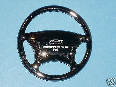 CAMARO  RS  - STEERING WHEEL  keychain/ keyring  GIFT BOXED