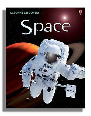 Space (Usborne Discovery) by Ben Denne (HB)