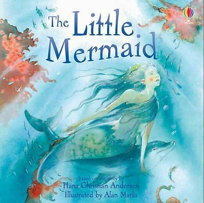 Usborne: The Little Mermaid (Picture Books) by Katie Daynes (PB)