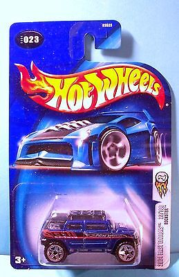 HOT WHEELS 2004 FIRST EDITIONS ROCKSTER #023  FACTORY SEALED (023)