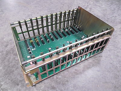 USED Allen Bradley 1771-A3B1/A PLC-5 12 Slot I/O Chassis Rack