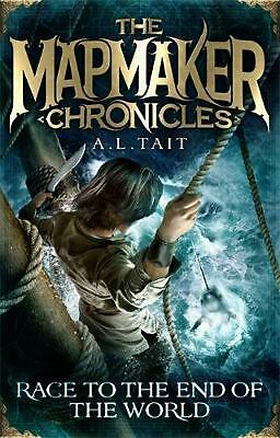 The Mapmaker Chronicles by A.L. Tait Paperback Book