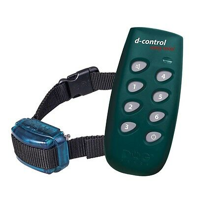 Dogtrace Remote Little Small Dog Training Static Shock Electric Trainer Collar