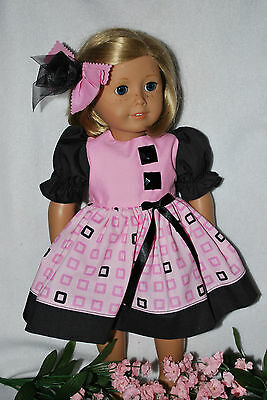 """Doll Clothes fit 18""""American Girl Dolls Handmade in the USA.by Grandma ,quality"""