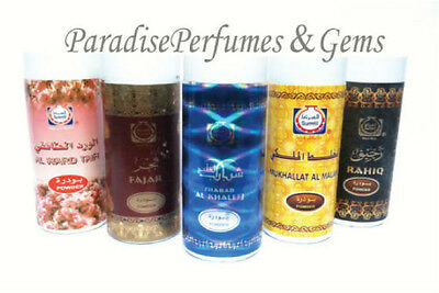 *NEW* Arabian Body Powder Talc Talcum By Surrati - Smells Like Perfume Oil