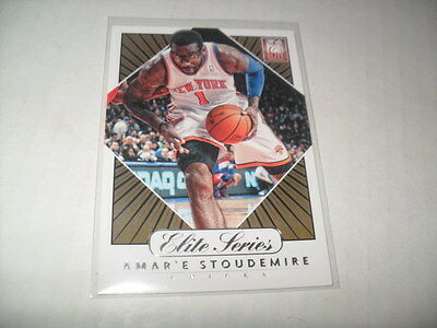 Amare stoudemire 2012-13 Elite Series Inserts Insert Card #7