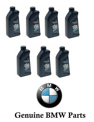 7-Quarts Genuine For BMW Synthetic Motor Oil 5W30/Twin Turbo Power 83212365946