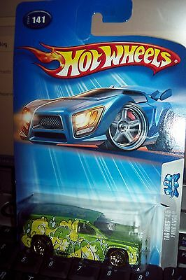 2004 HOT WHEELS TAG RIDES,#4 OF 5,FANDANGO,NEW ON CARD,VERY COOL