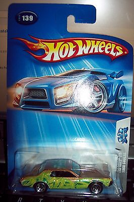 2004 HOT WHEELS TAG RIDES,#2 OF 5,1968 COUGAR,NEW ON CARD,VERY COOL