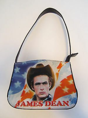 "James Dean Purse - 7.5"" Drop 6.25"" x 7.25"" x 2"" Great Giftable"