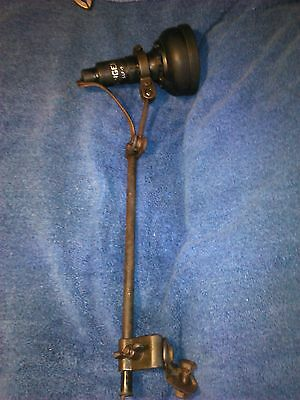 RARE VINTAGE SINGER SLF-2 INDUSTRIAL SEWING MACHINE LAMP LIGHT W/OUT BASE !!