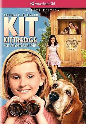 Kit Kittredge:An American Girl (DVD, 2011 Deluxe Edition) BRAND NEW family movie
