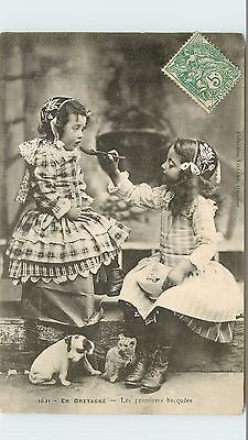 29* Finistere - Folklore - Costumes                     Ma43-0998