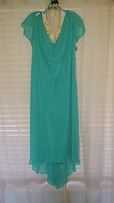 Becca's Beautiful Boutique - 18W 1X Plus Size Prom Dress Formal Wear Outfit