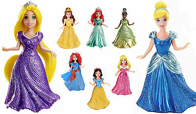 2012 Disney Magiclip Princess - Select Your Favorite - Great For Easter Baskets