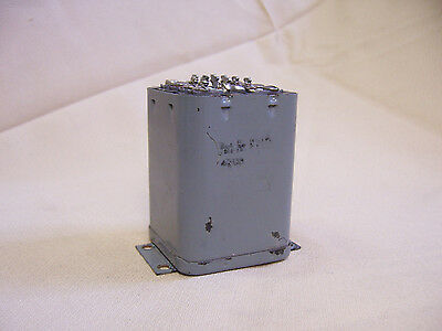 Jensen Audio Transformer Vintage Audio Speaker Distribution Military