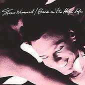 Steve Winwood Back in the High Life (Cassette ) LIKE NEW