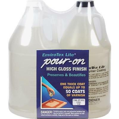 Gl Clear Pour-On Finish 2128
