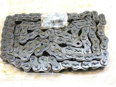 Whitney,  Roller Chain,  80-1 Cottered,  Single Strand,  10' Long