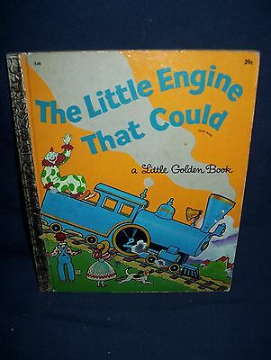 The Little Engine That Could Little Golden Book 1954