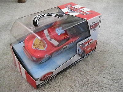 Disney Store CARS Ice Lightning McQueen Frosty CHASER EDITION Diecast Collector