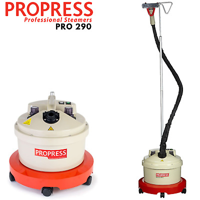 PROPRESS Garment Steamer Iron Clothes Heavy Duty Professional Ironing Unit New