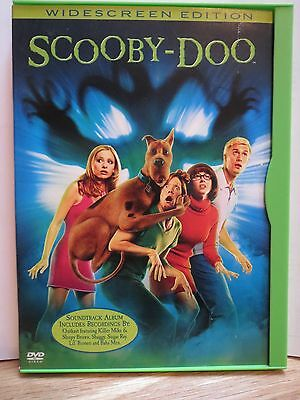 Scooby-Doo  DVD (Widescreen Edition)