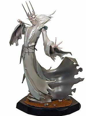 Gentle Giant Lord of the Rings Twilight Ringwraith Animated Maquette - Sealed !
