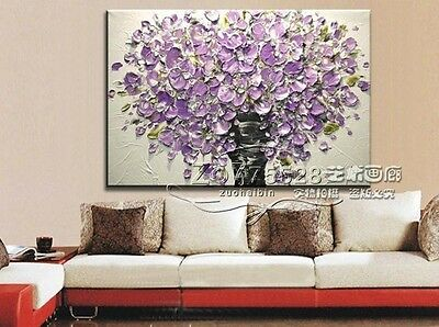 Abstract Modern Canvas Oil Painting /Pure Hand-painted/ NO Frame  YHC02015
