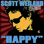 SCOTT WEILAND - Happy In Galoshes Deluxe Edition 2 CD Stone Temple Pilots *NEW*