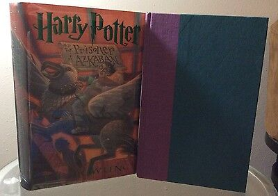 1st Print, 1st Edition Harry Potter And The Prisoner Of Azkaban, Rowling