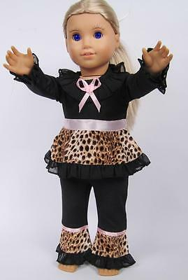 """Hot Doll Clothes for 18"""" American Girl Handmade Hot Summer Dress gown dolls b14"""