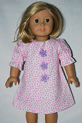 """Doll Clothes fit 18"""" American Girl Dolls Handmade in the USA. by Grandma!"""