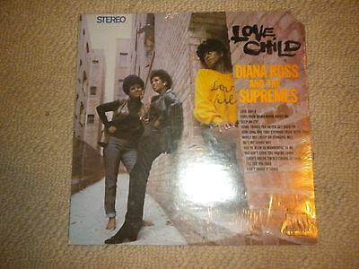 DIANA ROSS AND THE SUPREMES LOVE CHILD MOTOWN 670 SEALED CUT