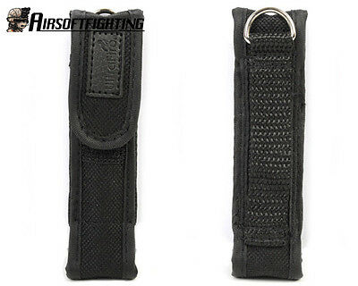 UltraFire Nylon 10cm Flashlight Pouch Holster Torch Bag for SureFire SupBeam A