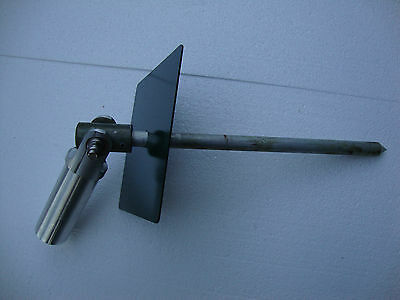 "Antenna Swivel Stake Used With Military 48"" Mast Pole"