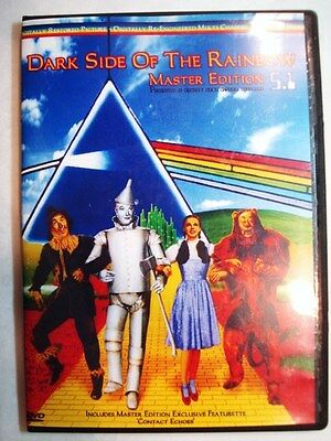 RARE Pink Floyd Dark Side Of The Rainbow (OZ) DVD Master Edition FREE Shipping !