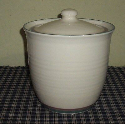 Pfaltzgraff Juniper Large Canister #506 Vintage Made in the USA