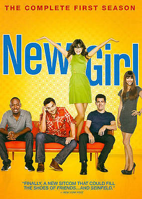 New Girl: The Complete First Season (DVD, 2012, 3-Disc Set)