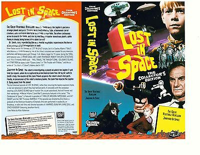 "Lost In Space Columbia House VHS ""The Great Vegetable Rebellion""  (1996)"