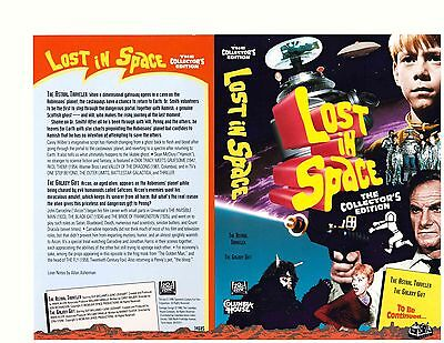 "Lost In Space Columbia House VHS ""The Astral Traveler""&""The Galaxy Gift"" (1996)"