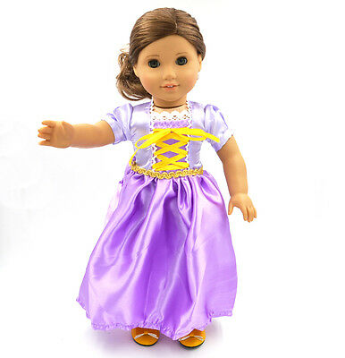 "New Style Handmade Doll clothes fits for 18"" American Girl doll Clothes"