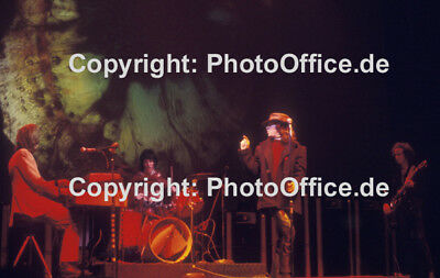 The Doors Jim Morrison 1968 very rare 12 x 18 concert photo poster from negative