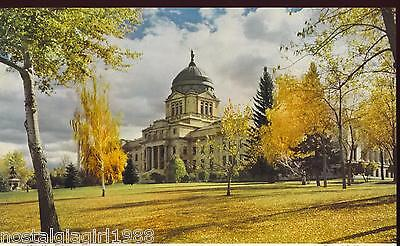 1950 HELENA MONTANA STATE CAPITOL COPPER DOME by Ray Atkeson~PHOTOGRAVURE