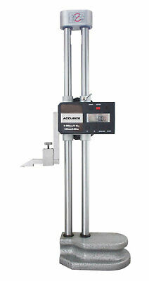 0-12'' x 0.001'' Electronic Digital Double Beam Height Gage, #EDBH-0012