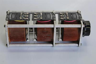 VARIAC TYPE W5 Autotransformer  TECHNIPOWER ( 120V 6A 50-60 CYCLES )