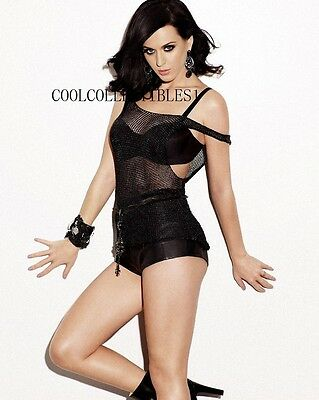 "KATY PERRY 8X10 COLOR PHOTO  ""SEXY POP STARLET"""